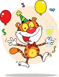 jpg_1153-Cartoon-Character-Animal-Happy-Tiger-In-Party
